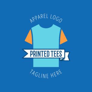 T-Shirt Brand Logo Design Maker 1313d