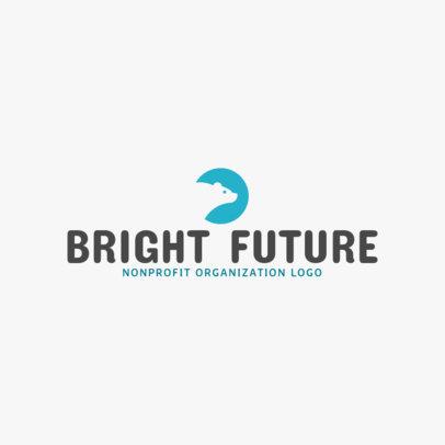 Non Profit Organization Online Logo Creator 1374a