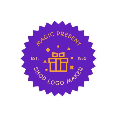 Gift Shop Online Logo Maker 1393