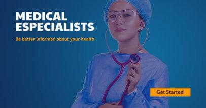 Medical Care Online Banner Maker 376b