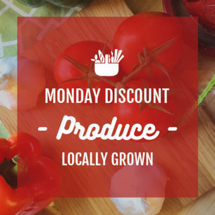 Ad Banner Maker for Produce Discounts 382a