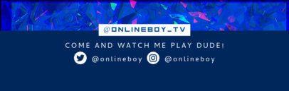 Twitch Online Banner Creator 594c
