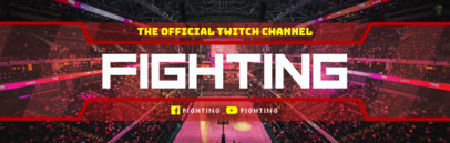 Twitch Banner Templates
