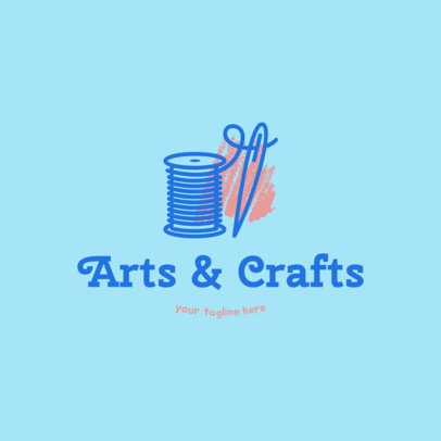 Placeit Crafts Logo Maker For Home Decor Store