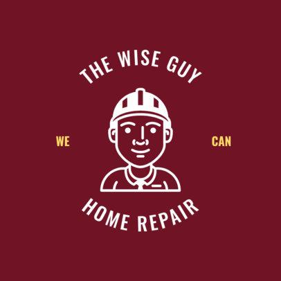 Handyman Business Logo Generator 1427d