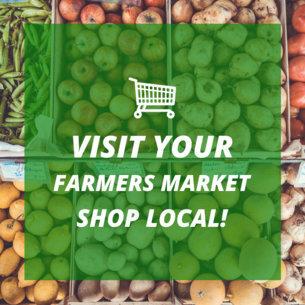 Farmers Market Ad Banner Creator 382c