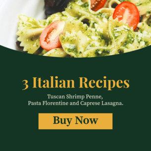Banner Maker for Italian Recipes 16616d