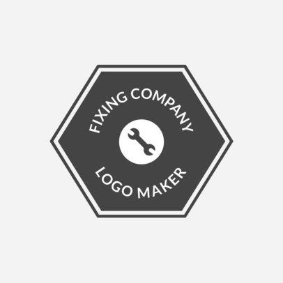 Logo Maker for Fixing Companies 1428c