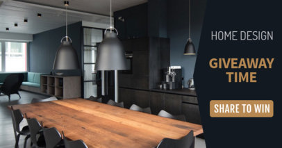 Banner Maker for Home Design Giveaway 534c