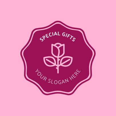 Specialty Gift Shop Logo Template 1393a