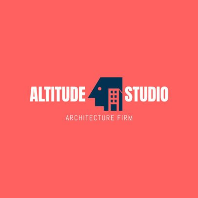 Online Logo Maker for Architect Professional 1419a