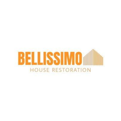 Restoration Services Logo Creator 1432c