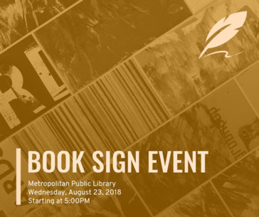 Facebook Post Template for Book Signing 638d