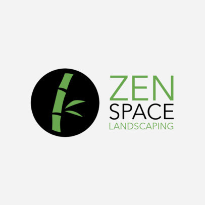 Landscaping Logo Maker | Online Logo Maker | Placeit