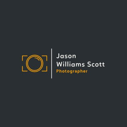Online Logo Maker for Professional Photographers 1498