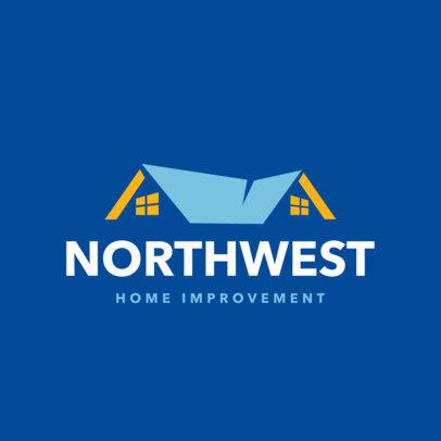 Professional Home Improvement Logo Maker 1430