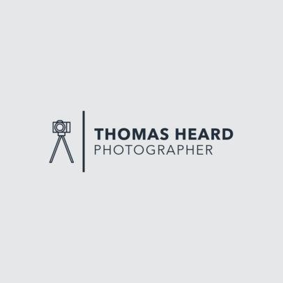 Photographer Logo Generator