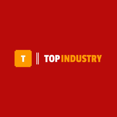 Top Industry Logo Maker 1416a