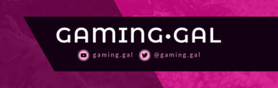 Twitch Banner Creator for Gamers 596b