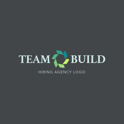 Hiring Agency Logo Maker 1445d