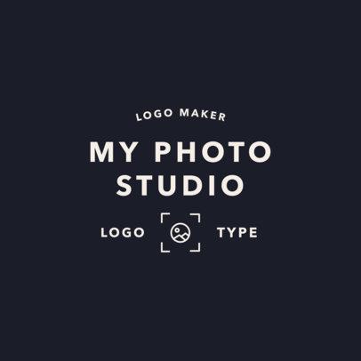 Photographer Logo Template 1443