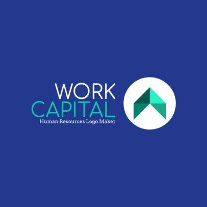 Logo Maker for a Human Resources Agency 1449e