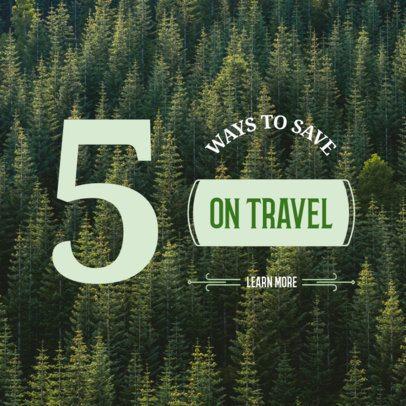 Social Media Post Creator for Travel Agencies 416c