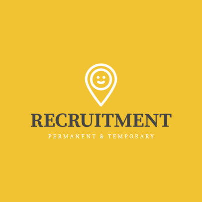 Recruitment Company Logo Generator 1452d