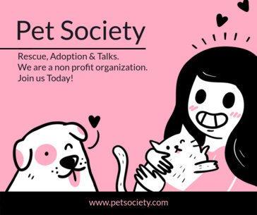 Facebook Post Maker for Pet Societies 653