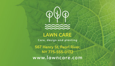 Placeit gardening business card maker gardening business card maker wajeb Choice Image