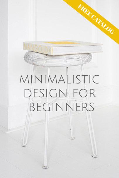 Pinterest Pin Maker for Minimalistic Design Tutorial 663b