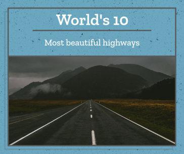 Travelling Tips Facebook Post Maker 618e