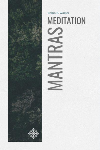 Mantras Book Cover Maker 545a