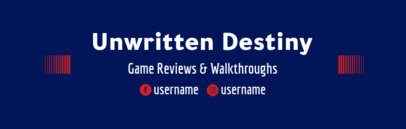 Simple Twitch Banner Generator 603e