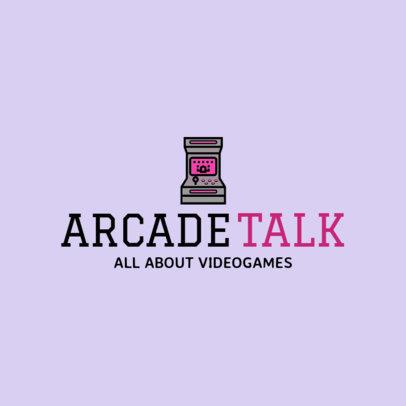 Twitch Podcast Logo Maker 1459e