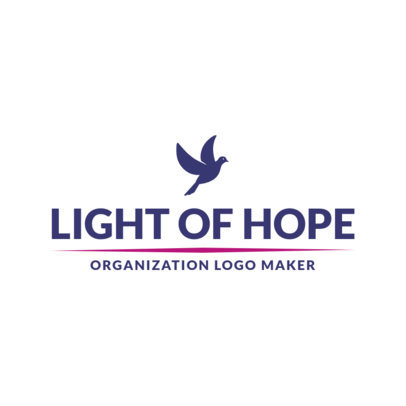 Charity Logo Maker 1474