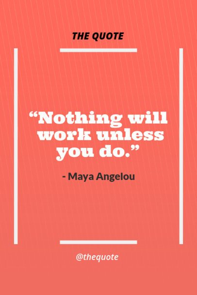 Pinterest Pin Template for Success Quotes  620b