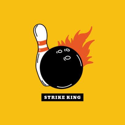 Bowling PopSocket Grip Design Maker 676e