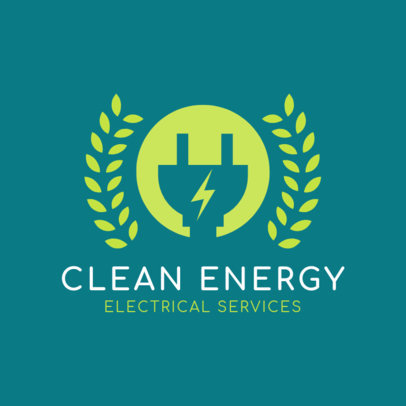 Electrical Services Logo Generator 1476d