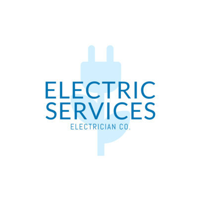 Online Logo Template for Electrical Company 1478