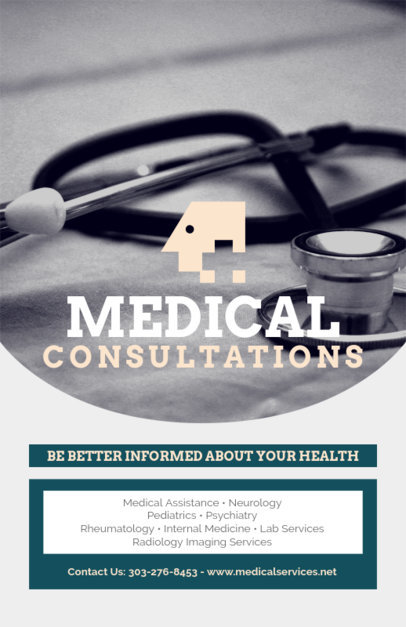 Online Flyer Maker for Health Awareness 409d