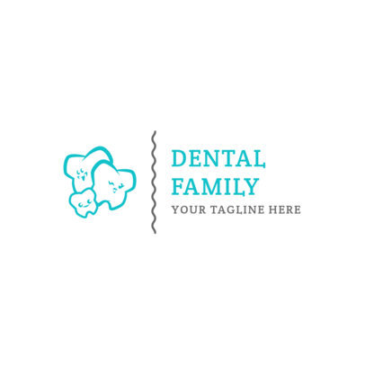Dental Logo Template 1485a