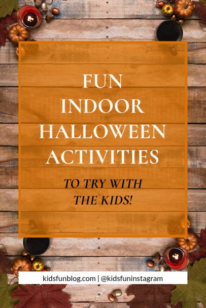 Halloween Activity Tips Pinterest Post Maker 627a
