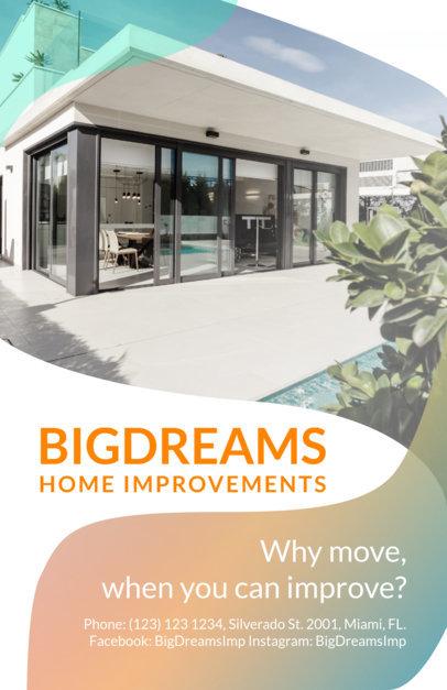 Home Remodeling Flyer Maker 732