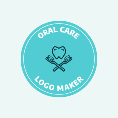Oral Care Professional Logo Maker 1486a