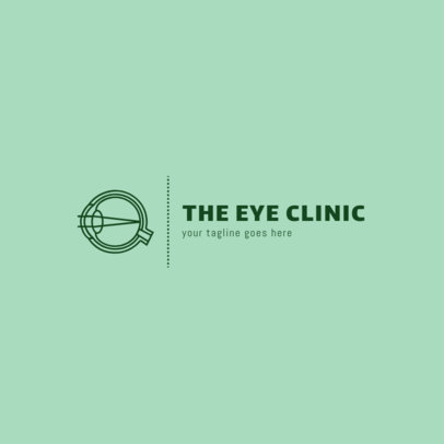 Logo Creator for Eye Clinics 1495a