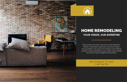 Home Remodeling Flyer Maker 722a