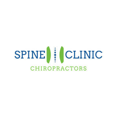 Logo Design Maker for Spine Clinic 1490b
