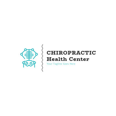Logo Template for a Chiropractor 1492