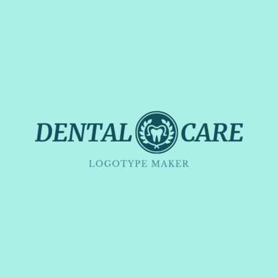 Dental Pro Logo Maker 1487b